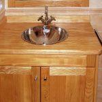 bany encimera fusta